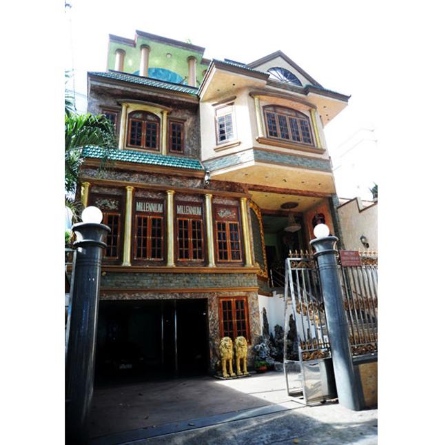 Ngôi nhà của 'Ông vua nhạc sến' tọa lạc trên cung đường vàng Sương Nguyệt Ánh của Quận 1 Tp.HCM