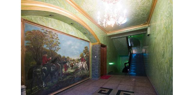 Lối đi hành lang trong nhà