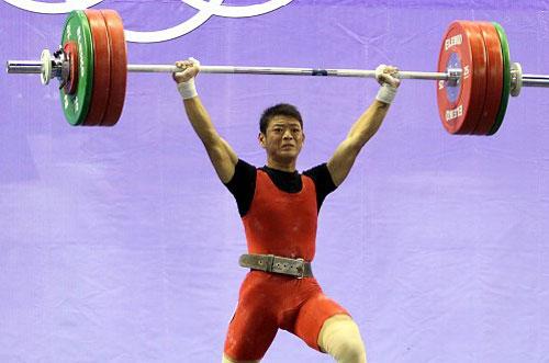 Thạch Kim Tuấn xuất sắc giành HCĐ cử tạ thế giới - 1
