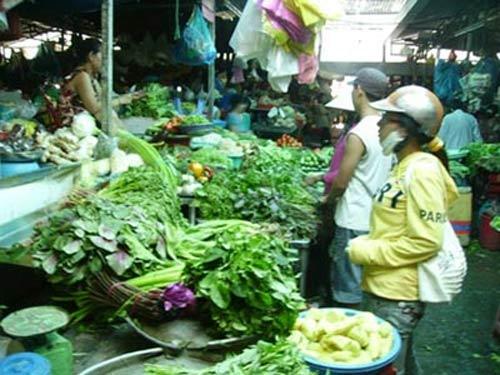 Làm sao biết rau, quả nhiễm thuốc trừ sâu? - 1