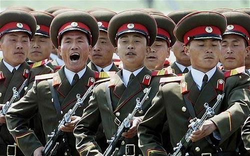 """Triều Tiên dọa """"trút hỏa lực"""" quét sạch Hàn Quốc - 1"""