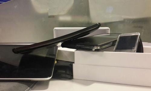Lộ video điện thoại màn hình cong LG G Flex - 1