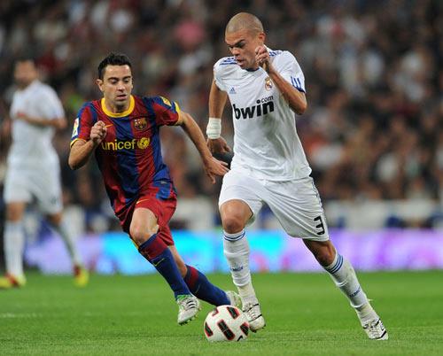 Neymar đã biết cách đối phó với Pepe - 1