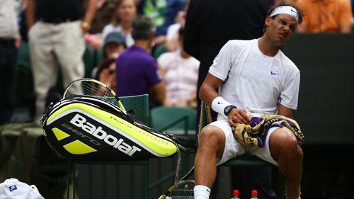 "Nadal: ""Gót chân Achilles"" của Rafa (Kỳ 46) - 1"