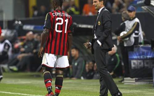 Parma - AC Milan: Xóa dớp sân khách - 1