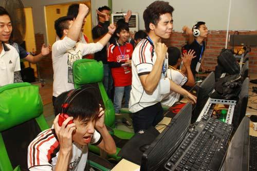 Thể thao điện tử Việt Nam: Vinh quang, chiến thắng! - 1