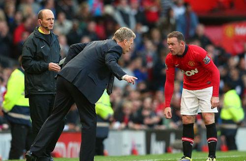 Rooney đòi yêu sách, MU không nhượng bộ - 1