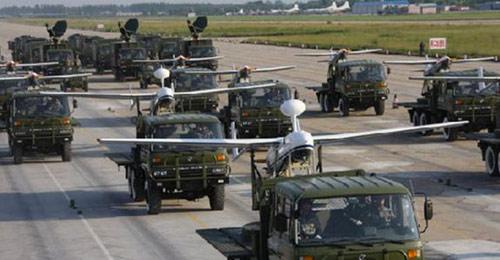 Trung Quốc sẽ trả đũa nếu Nhật bắn hạ UAV - 1