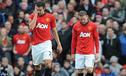 """Rooney-RVP """"ngả mũ"""" trước Suarez-Sturridge - 1"""