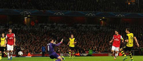 """""""Arsenal chưa đủ chín chắn để vô địch"""" - 1"""