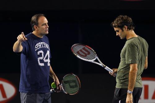 Độc hành Federer - 1