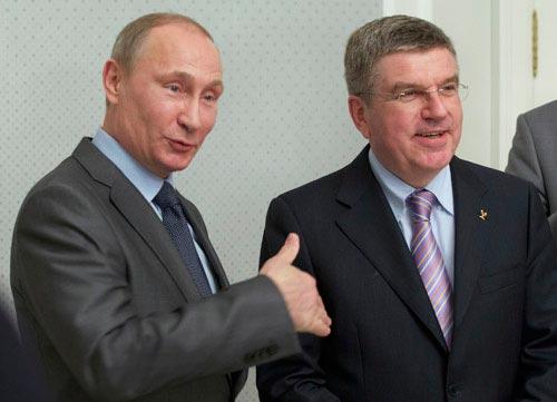 TT Putin ủng hộ VĐV đồng tính ở Thế vận hội 2014 - 1