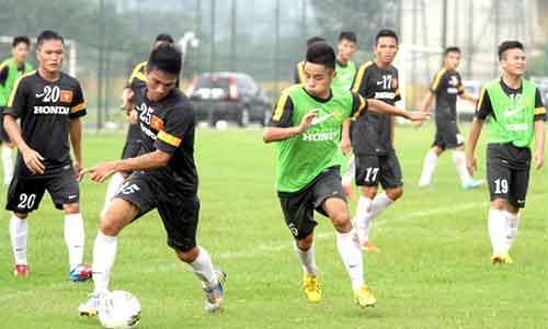 U23 VN – Bangu A.C: Thêm cữ dượt bổ ích - 1