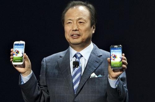 Thị phần smartphone quý 3: Samsung thăng hoa - 1
