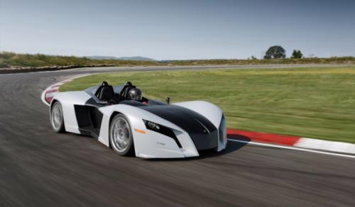 Magnum MK5 siêu xe hoàn toàn mới - 1