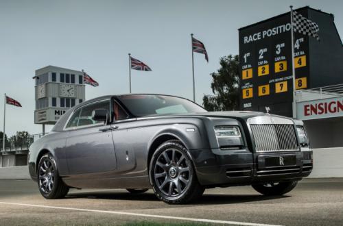 """Rolls-Royce Phantom màu """"độc"""" ra mắt - 1"""