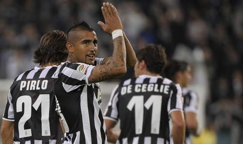 """Juventus – Catania: Sức ép """"ngộp thở"""" - 1"""