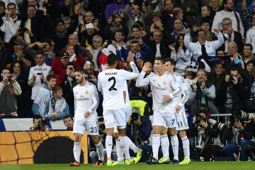Real – Sevilla: Không thể tin nổi - 1