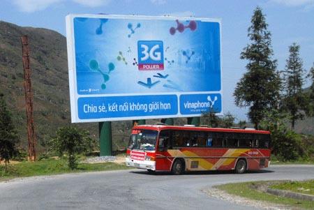 Cước 3G tăng: Sẽ có gói cước cho vận tải - 1