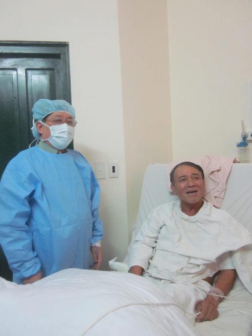 Cứu sống 6 BN nhờ 2 người chết não hiến tạng - 1