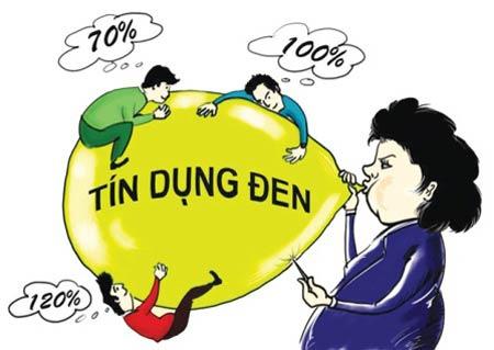 'Tín dụng đen ở Việt Nam có thể lên tới 30%' - 1