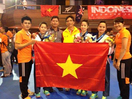 Nhan sắc của hotgirl vô địch taekwondo Châu Tuyết Vân - 1