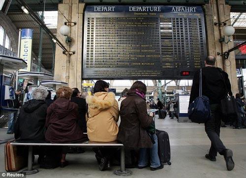 Del Potro mất sạch hành lý ngay tại sân bay Paris - 1