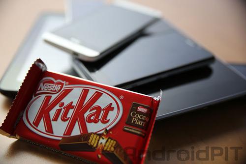 Những thiết bị được nâng cấp lên Android 4.4 KitKat - 1