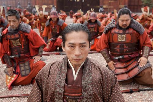 Phim hành động kỳ ảo về 47 võ sĩ Nhật - 1