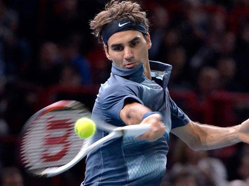 ATP World Tour Awards: Federer lập hat-trick - 1