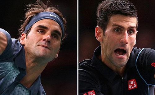 Federer - Djokovic: Nợ nần chồng chất (Bảng B World Tour Finals) - 1