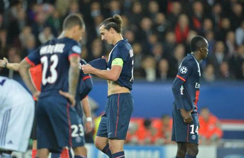 PSG - Anderlecht: Bỗng dưng lỗi nhịp - 1