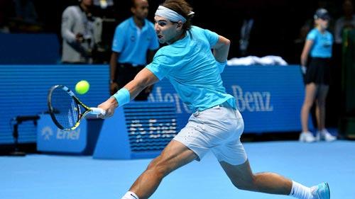 Nadal: Một bước lên đỉnh - 1