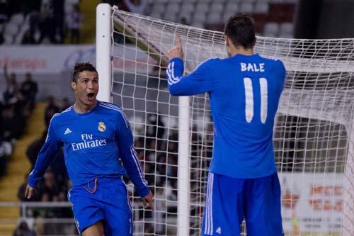 Bale sẽ giúp Ronaldo trở thành số 1 - 1
