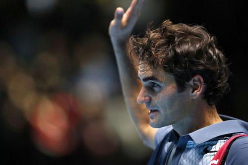 "Federer cần ""doping"" tinh thần sau trận thua Djokovic - 1"