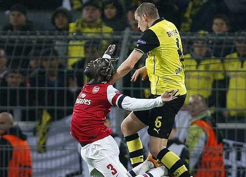 Arsenal hạ Dortmund: Tiếp đến sẽ là MU? - 1