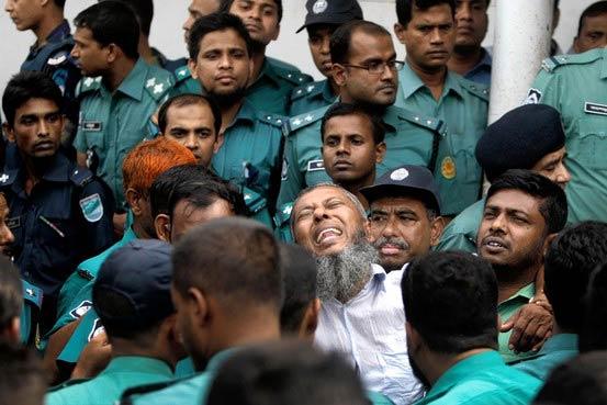 Bangladesh tử hình 152 lính biên phòng nổi loạn - 1