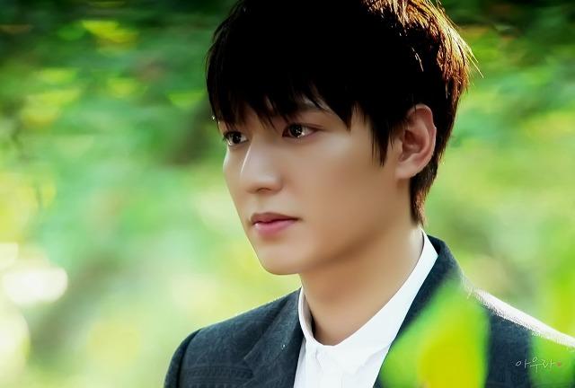 """Lóa mắt biệt thự """"người thừa kế"""" Lee Min Ho - 1"""