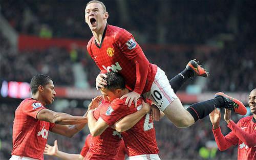 Rooney nghi ngờ Arsenal có thể vô địch - 1