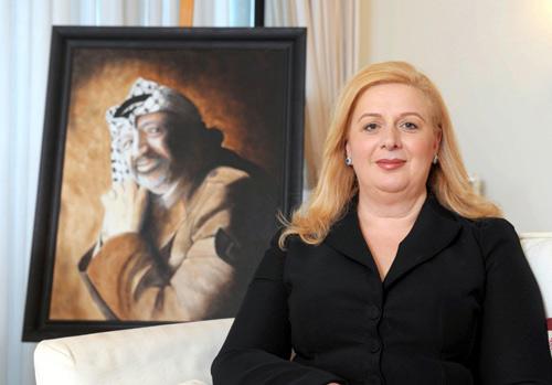 """Ông Arafat bị """"sát hại bằng phóng xạ"""" - 1"""