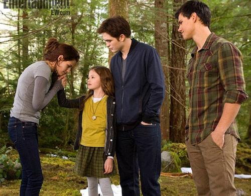 Trailer phim: The Twilight Saga: Breaking Dawn - Part 2 - 1