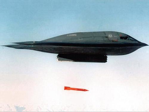 """Mỹ """"ném"""" 12 tỉ USD nâng cấp bom hạt nhân B61 - 1"""