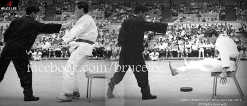 Bái phục tuyệt kỹ kungfu Lý Tiểu Long - 1