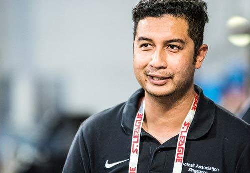 U23 Singapore không ngại U23 VN - 1