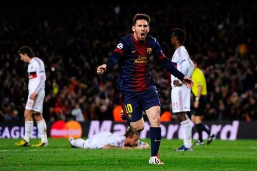 Khủng hoảng không có trong từ điển của Messi - 1