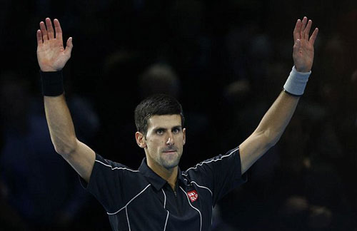 Djokovic - Del Potro: Cân tài cân sức (Bảng B World Tour Finals) - 1