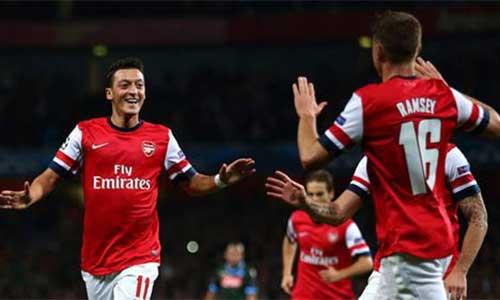 MU – Arsenal: Khác biệt ở tuyến giữa - 1