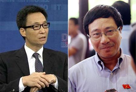 UB Pháp luật nhất trí tăng thêm Phó Thủ tướng - 1