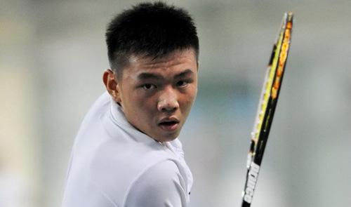 Lý Hoàng Nam thua tay vợt kém hơn 100 bậc - 1