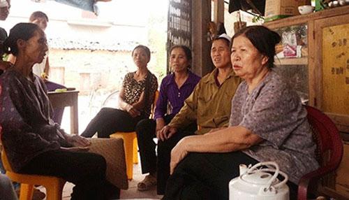 10 năm tù oan: Tâm sự nhói lòng của mẹ già - 1